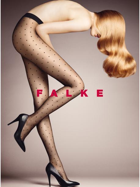 DOT - collants plumetis de Falke d27954ff242