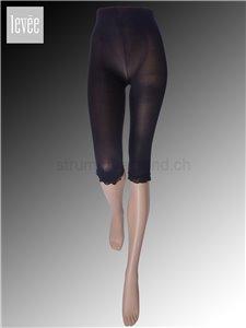 LEVÉE capri leggings - 399 noir