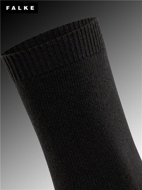 Chaussettes femmes COSY WOOL - 3009 noir