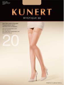Mystique 20 - bas jarretière Kunert