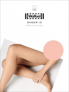 Wolford SHEER 15 - collant