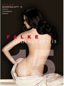 SEIDENGLATT 15 - collants Falke
