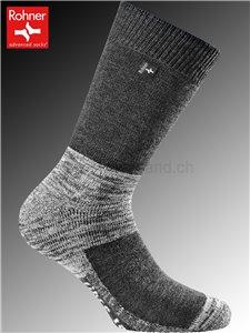 chaussettes Rohner FIBRE TECH - 123 noir denim