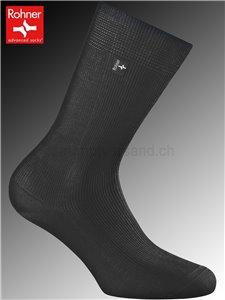 chaussettes Rohner BERGAMO - 009 noir