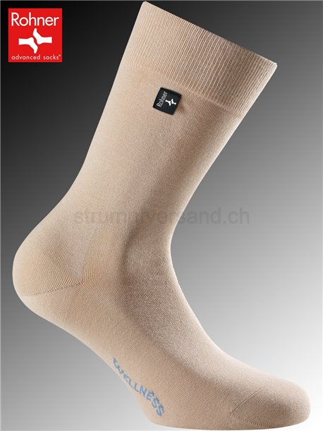 CASUAL chaussettes Rohner - 143 nature