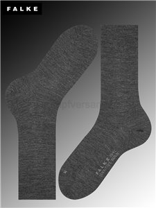 Chaussettes BERLIN SENSITVE - 3080 anthracite mel.