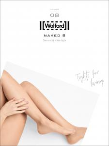 Naked 8 (Lot de 3)