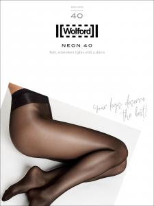 NEON 40 - collants brillants Wolford