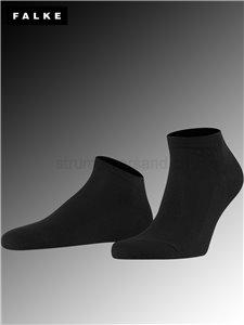 Falke SHORT chaussettes - 3000 noir