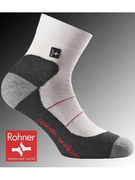 chaussette Rohner WALKING - 008 blanc