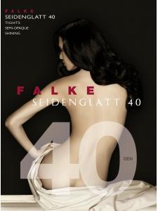 SEIDENGLATT 40 - collants Falke
