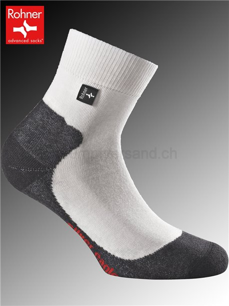 chaussettes Rohner SILVER EAGLE - 808 blanc