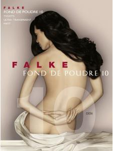 Collant fin - FOND DE POUDRE 10
