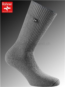 chaussettes Rohner ARMY BOOTS - 059 gris