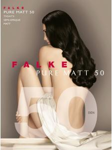 PURE MATT 50 - Collants Falke