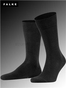 FAMILY chaussette hommes - 3000 noir