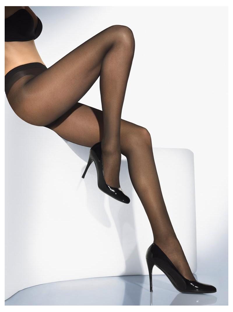 Collants sans couture noir taylor