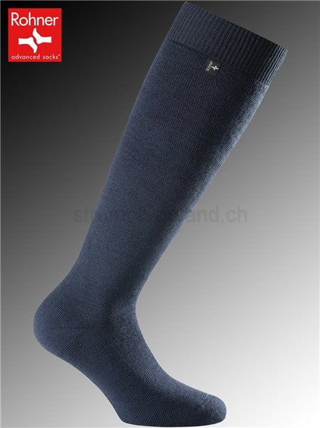 chaussettes Rohner THERMAL - 010 marine