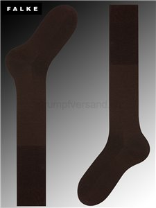 Chaussettes mi-bas Airport - 5930 brown