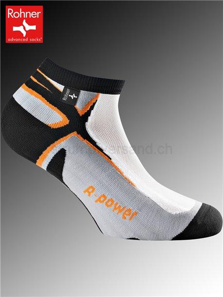 chaussettes Rohner R-POWER - 042 orange