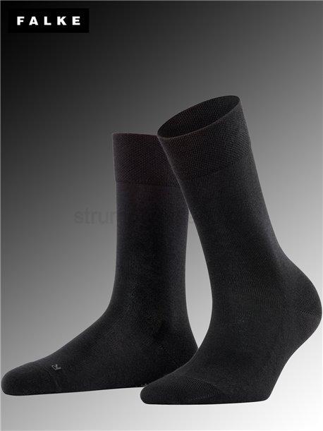 SENSITIVE LONDON chaussette femmes - 3009 noir