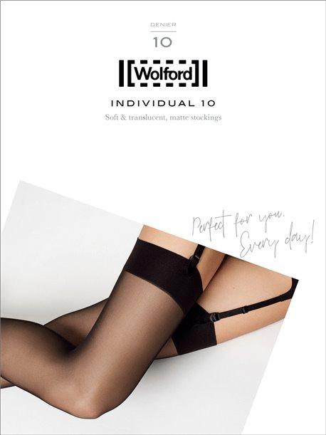 bas porte-jarretelle Wolford - INDIVIDUAL 10
