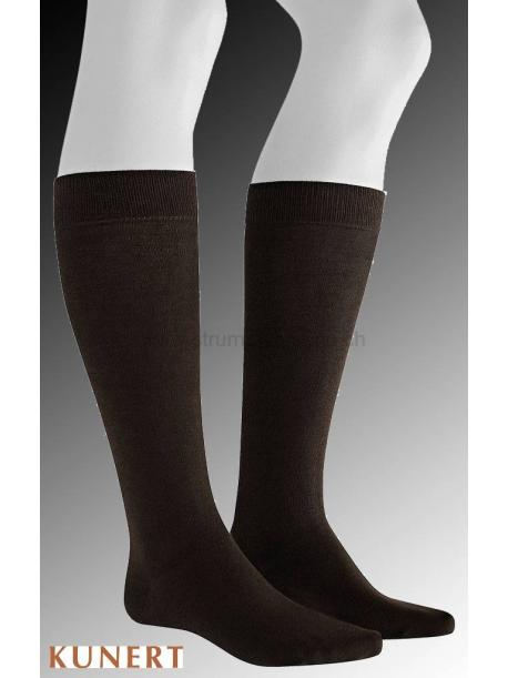 chaussettes mi-bas RICHARD - 618 brun
