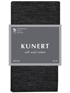 Soft Wool Cotton - collant tricoté