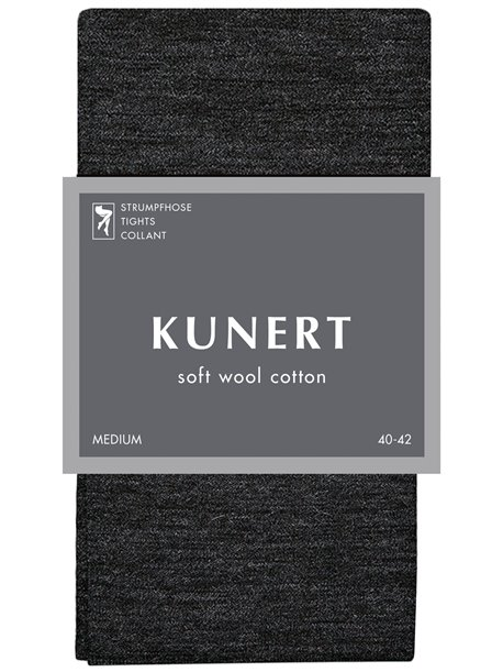 Soft Wool Cotton - collant tricoté