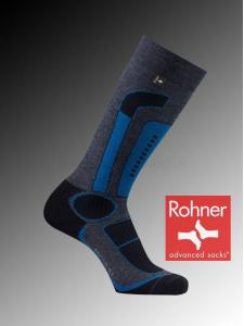 chaussettes Rohner BOARDER-X - 216 baltic