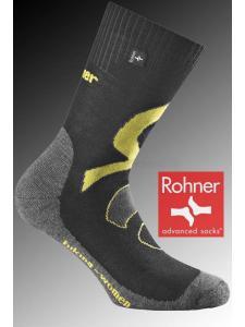 chaussettes Rohner HIKING WOMEN - 009 noir