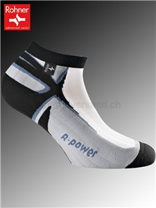 chaussettes Rohner R-POWER - 174 atlantic