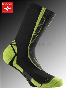 chaussettes Rohner NORDIC POWER - 401 vert