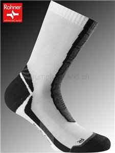 chaussettes Rohner NORDIC POWER - 008 blanc