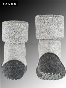COSYSHOE chaussons - 3400 light grey mel.