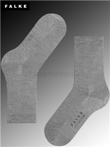Chaussettes SOFT MERINO - 3830 light grey