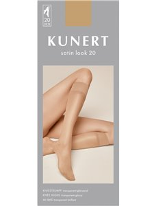 Kunert SATIN LOOK - mi-bas