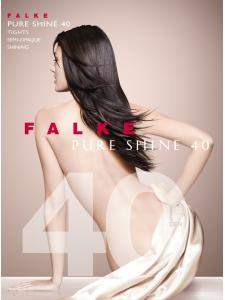FALKE Pure Shine 40 - collants