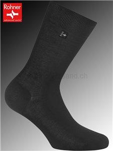 chaussettes Rohner CASABLANCA - 009 noir