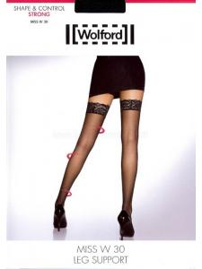 Wolford MISS W 30 - bas autofixants de contention