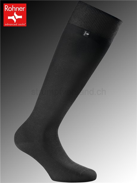 Rohner LONDON LONG - 009 noir