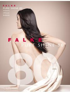 Collant FALKE - Pure Shine 80