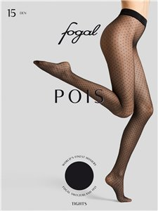 Fogal POIS - collant plumetis