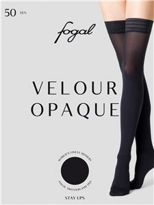 Bas Fogal - VELOUR OPAQUE