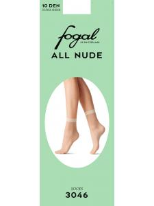 Socquettes Fogal - ALL NUDE