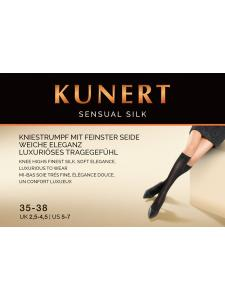 Sensual Silk - chaussettes hautes