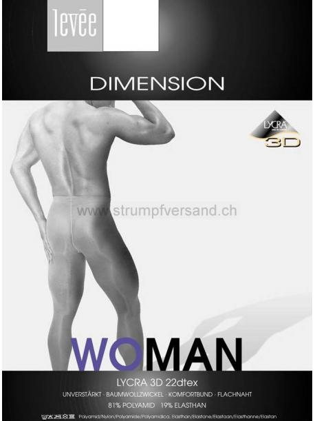 WoMan Dimension - collant hommes