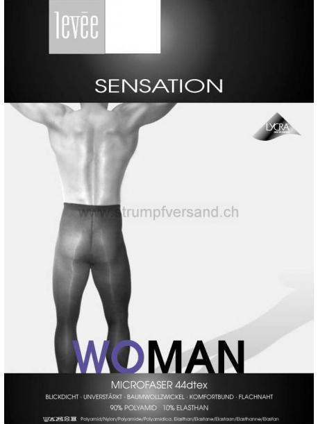 Collant Nylon Pour Homme collants woman sensation - le collant pour homme de levée