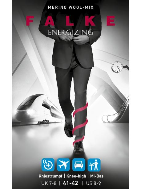 ENERGIZING WOOL - chaussettes compression