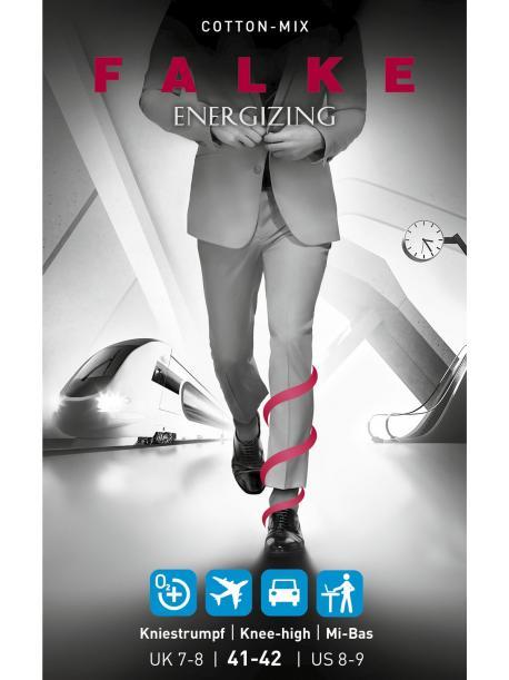 ENERGIZING COTTON - chaussette de compression